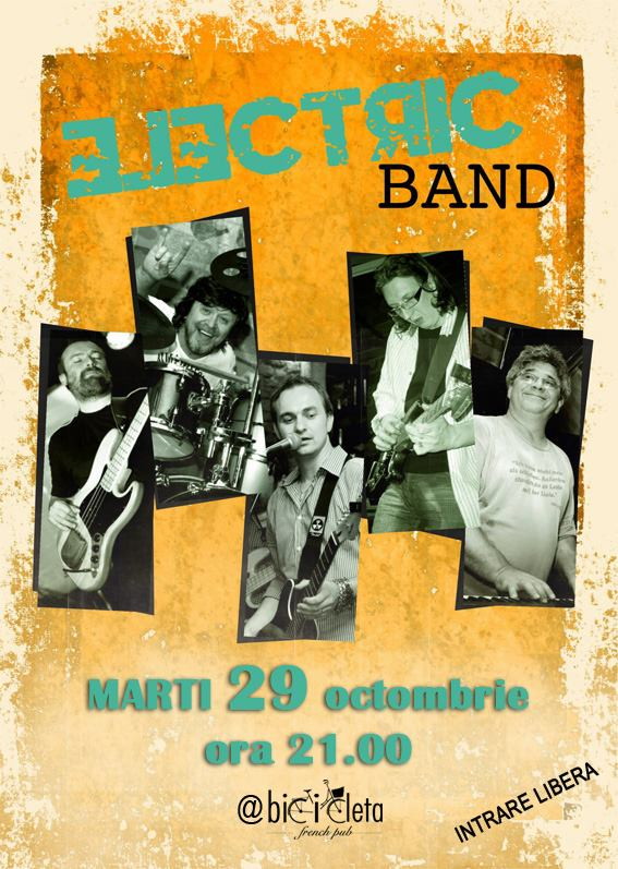 Electric Band Live