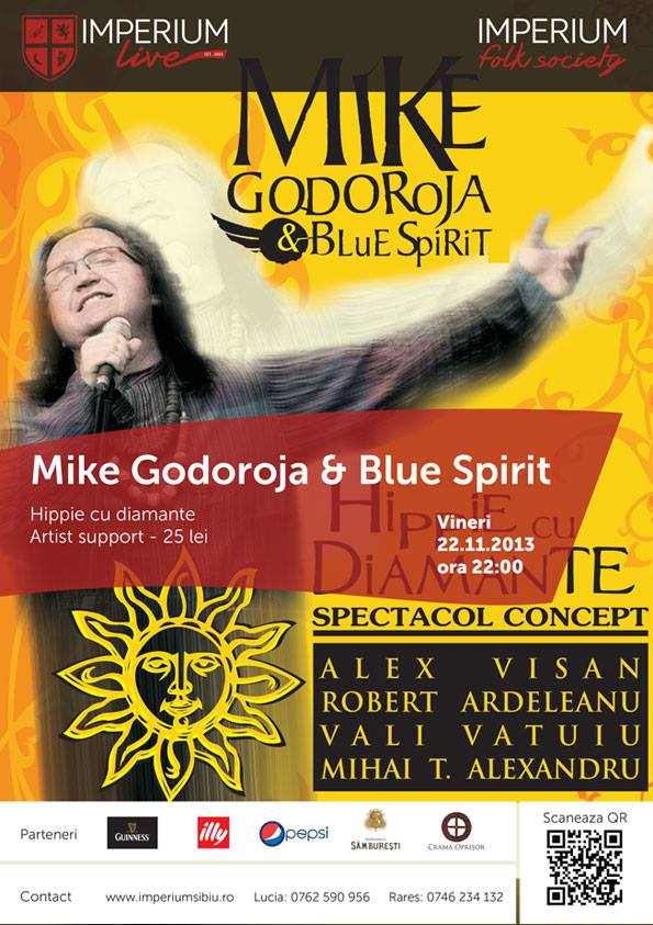 Mike Godoroja & Blue Spirits