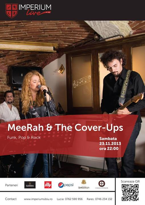 MeeRah & The Cover-Ups
