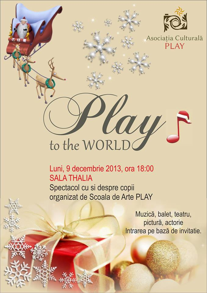 Play to the World