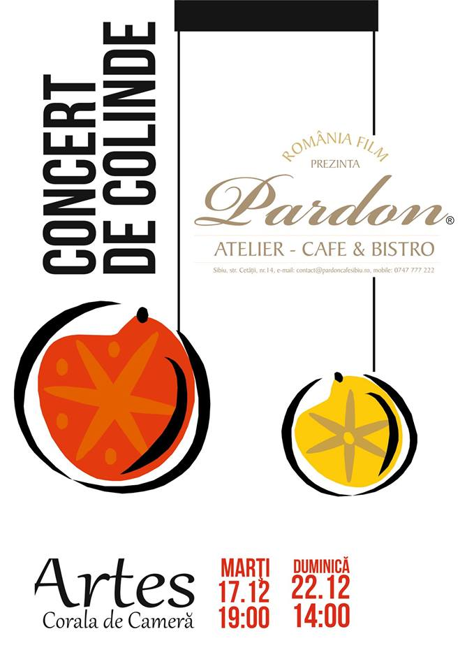 Corala de Camera Artes la Pardon Cafe