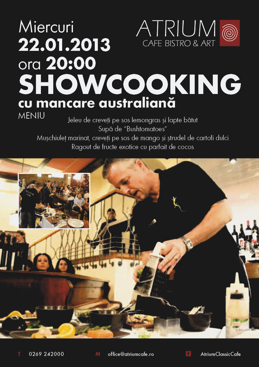 LIVECOOKING SHOW