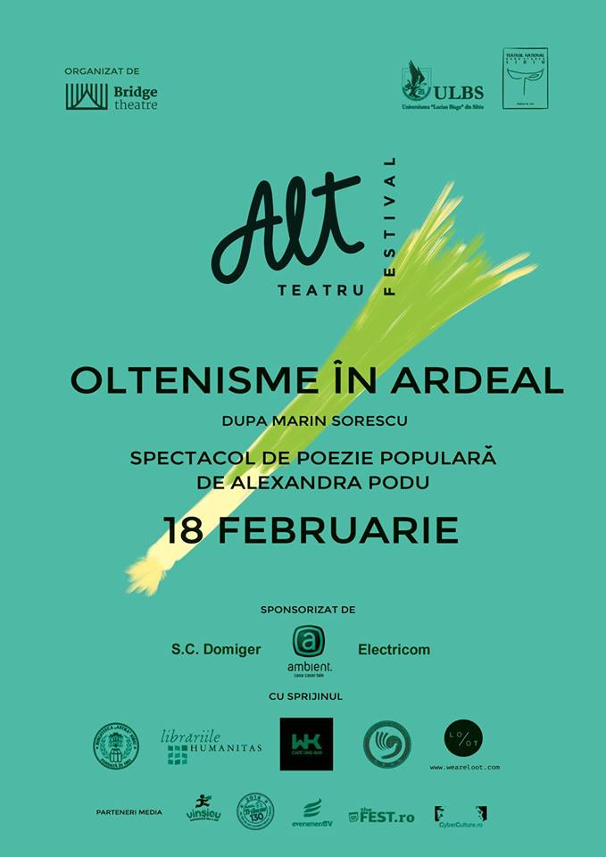 OLTENISME IN ARDEAL