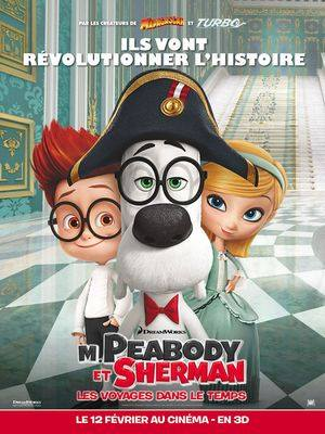 Dl. Peabody & Sherman 3D