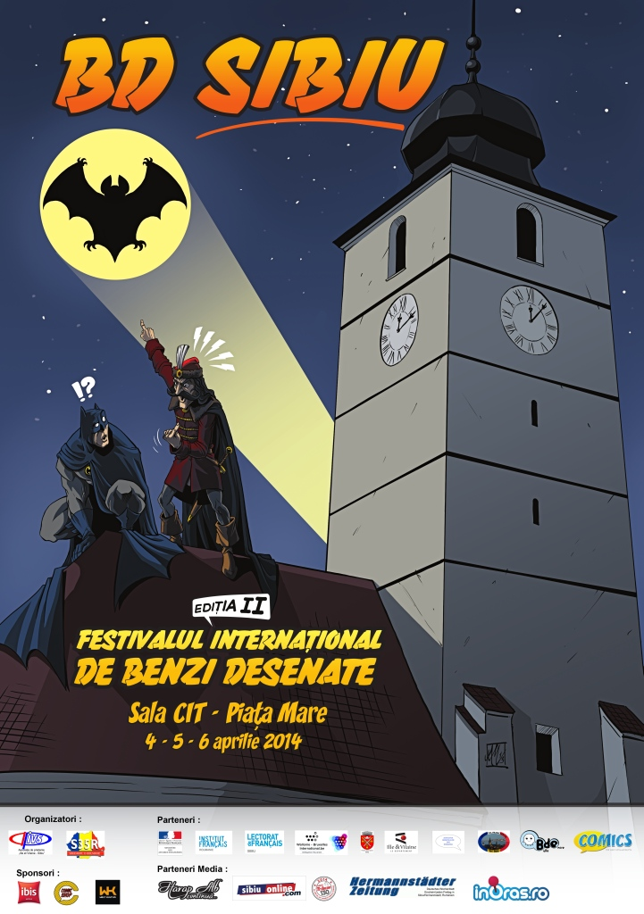 Festivalul International de Benzi Desenate