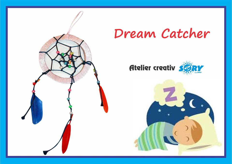 ATELIER CREATIV SORY - DREAM CATCHER