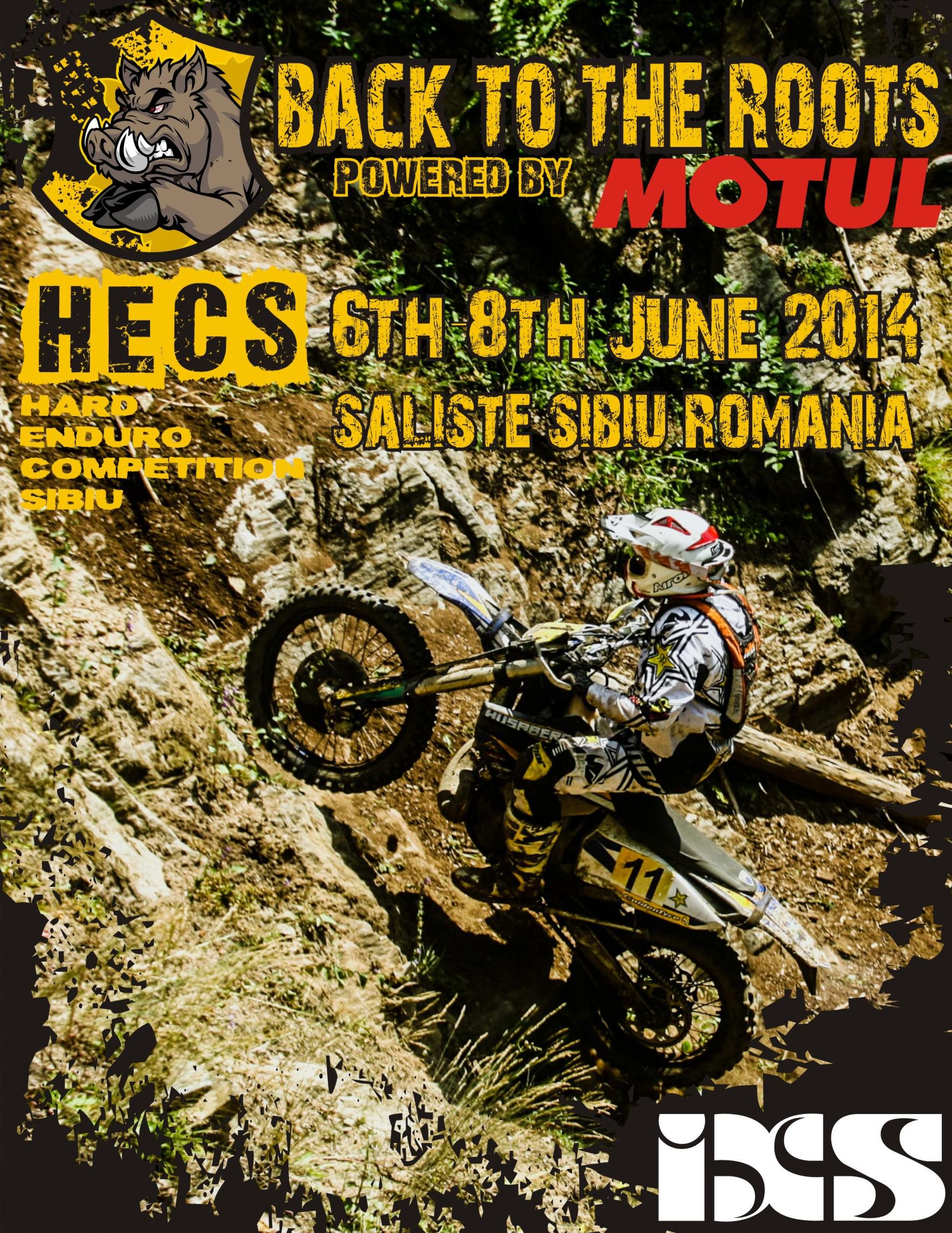 HECS - Hard Enduro Competition Sibiu