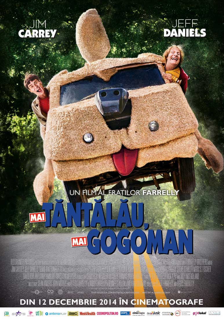 Mai tantalau, mai gogoman / Dumb and Dumber To (Premiera)