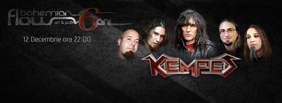 Kempes Live in Bohemian Flow