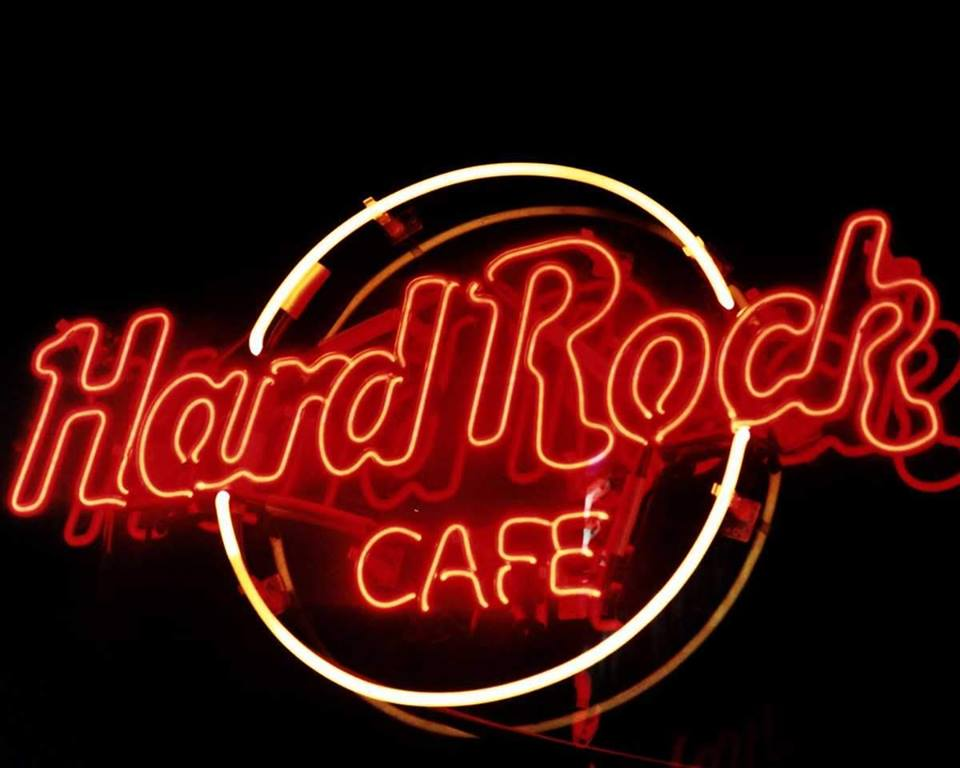Party Remember Hard Rock Cafe