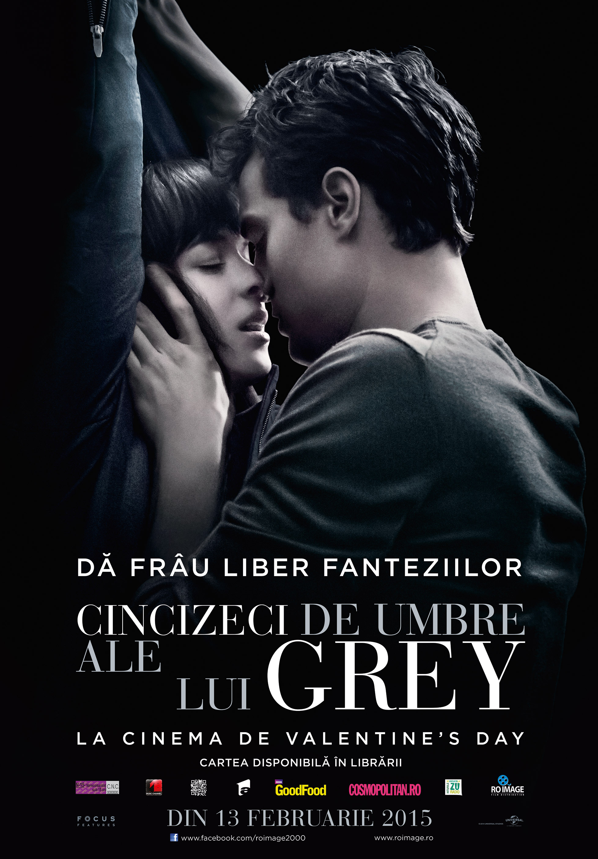 Cincizeci de umbre ale lui Grey / Fifty Shades of Grey