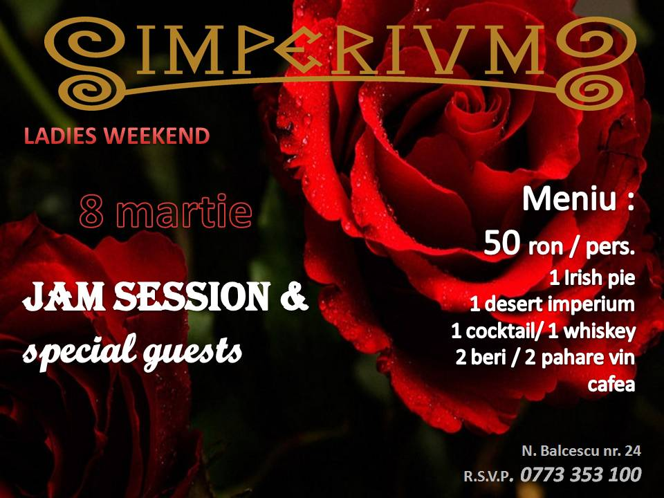 8 MARTIE JAM SESSION & SPECIAL GUESTS