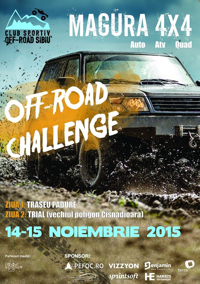 Magura 4x4 Off-Road Challenge