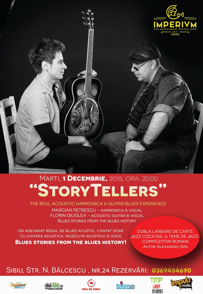 THE REAL ACOUSTIC HARMONICA & GUITAR BLUES EXPERIENCE