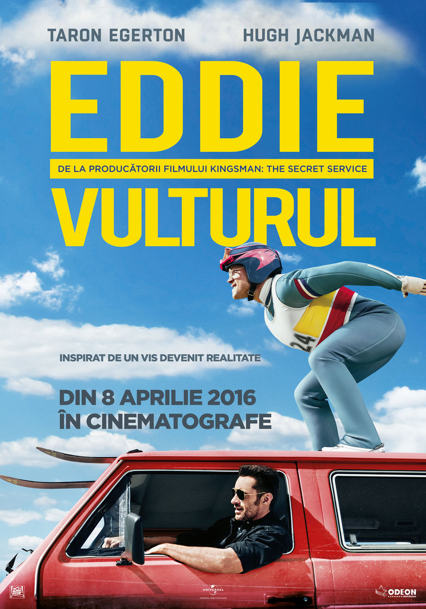Eddie Vulturul / Eddie The Eagle (Premiera)
