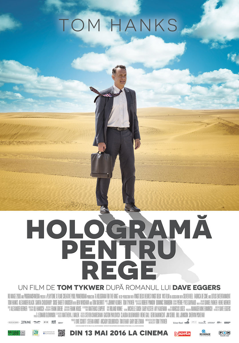 Holograma pentru Rege / A Hologram for the King (Premiera)