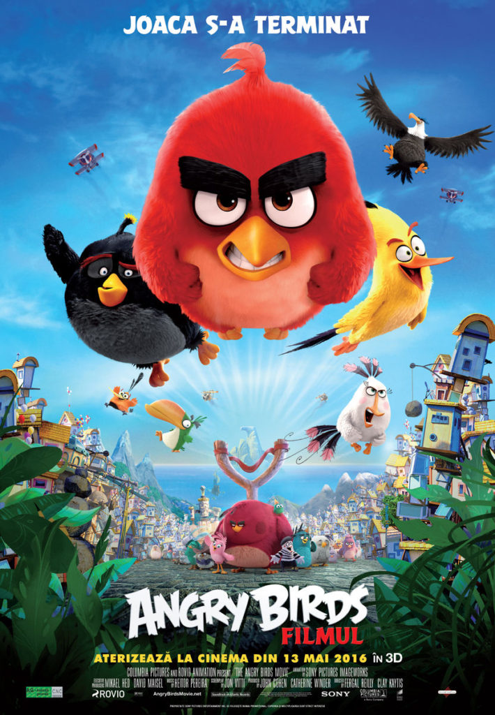 TheAngryBirdsMovie