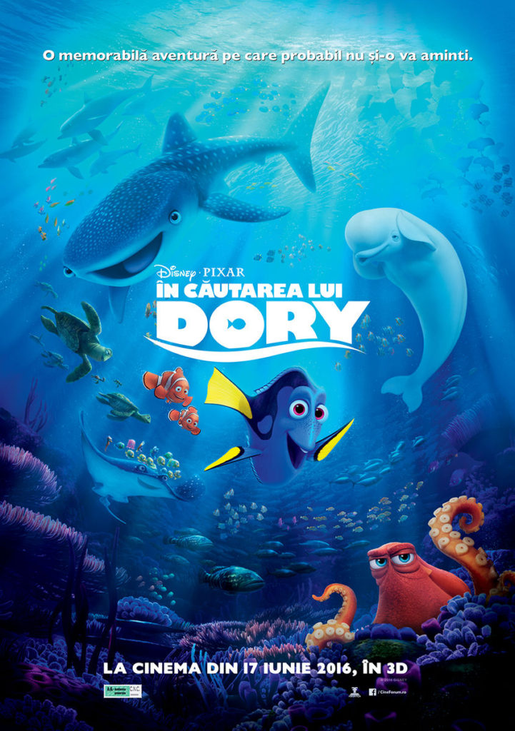 FindingDory cinema