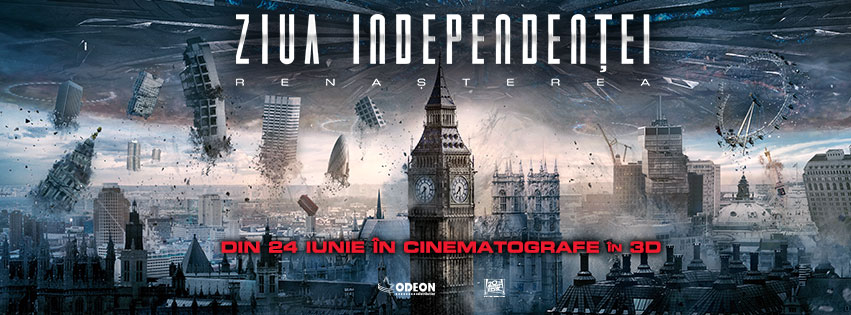Ziua Independentei: Renasterea – 3D / Independendence Day: Resurgence – 3D