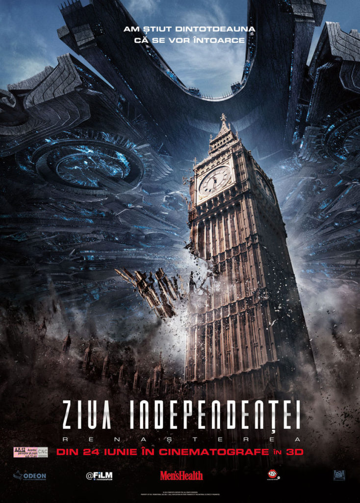 IndependenceDay Resurgence Cinema
