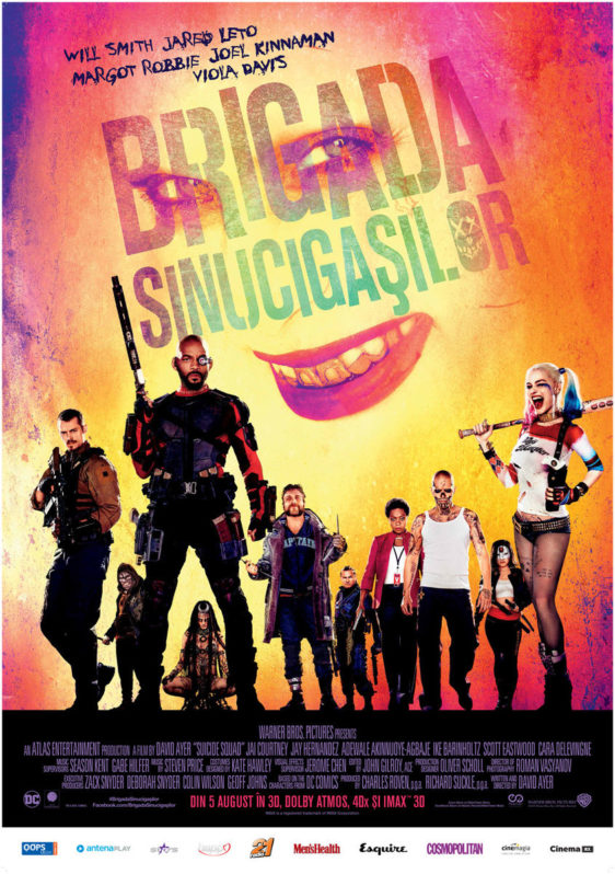 SuicideSquad cinema