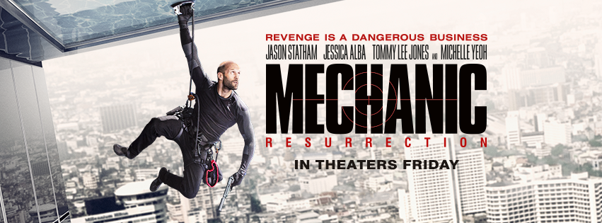 Mecanicul 2 / Mechanic: Resurrection (Premiera)