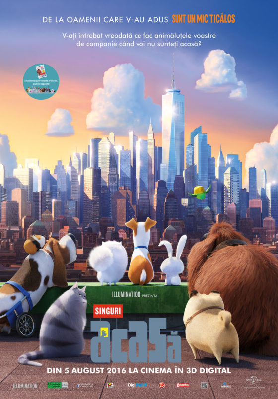 TheSecretLifeOfPets cinema