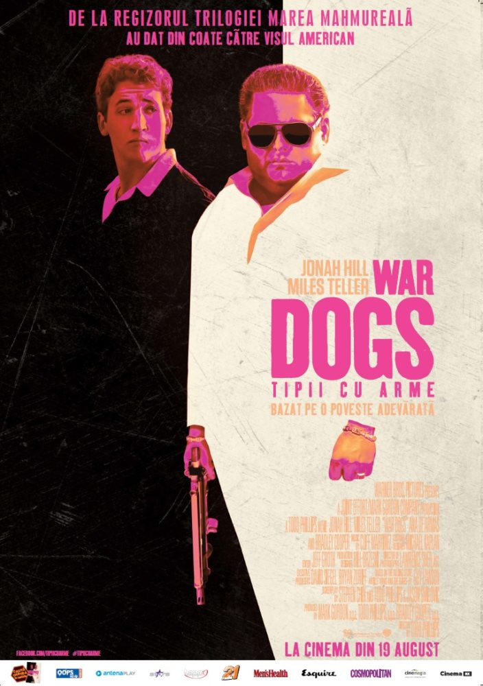 WarDogs cinema