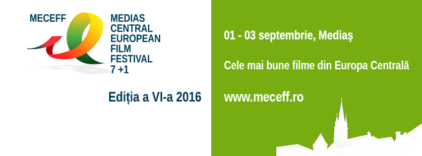 "MEDIAŞ CENTRAL EUROPEAN FILM FESTIVAL ""7+1"""