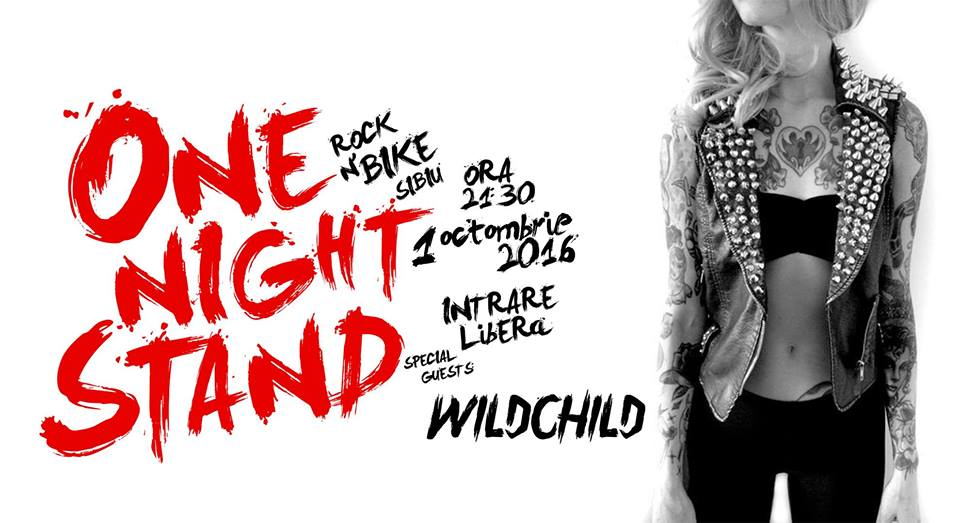 Onenightstand & Wildchild at Rock n' Bike Sibiu