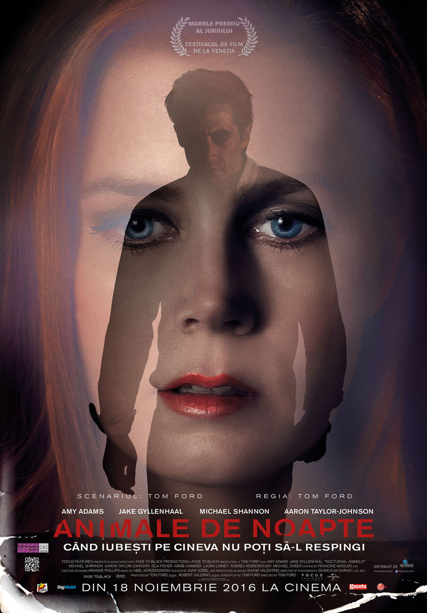 Animale de noapte / Nocturnal Animals (Premiera)
