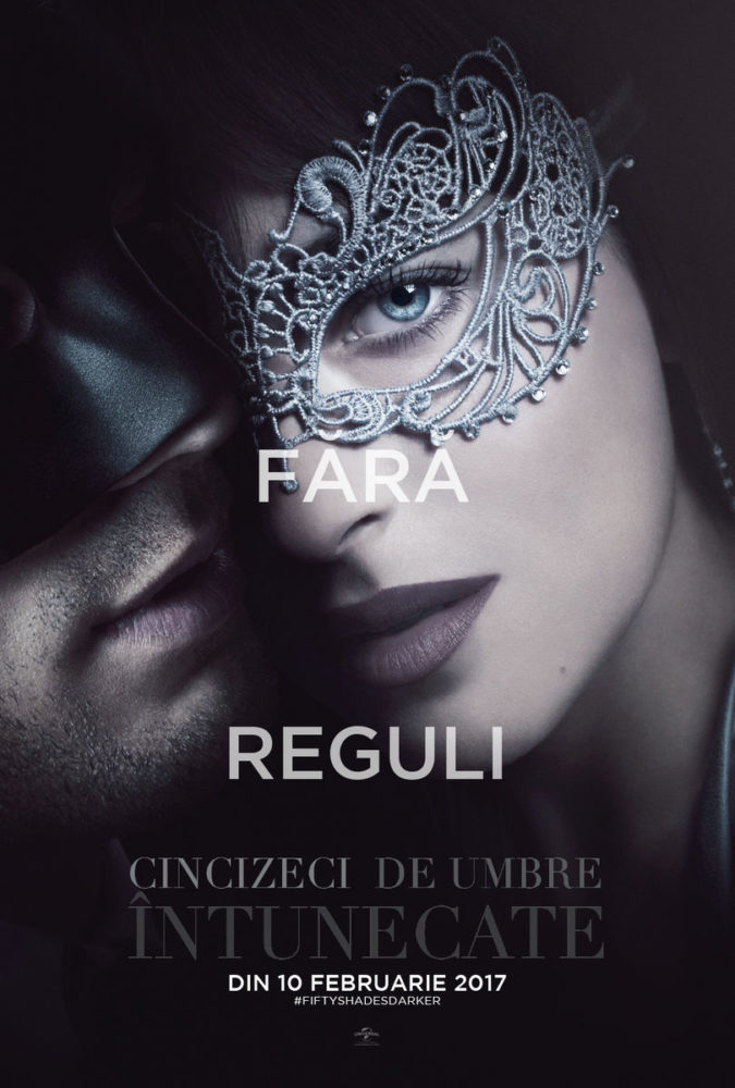 FiftyShades Darker cinema sibiu