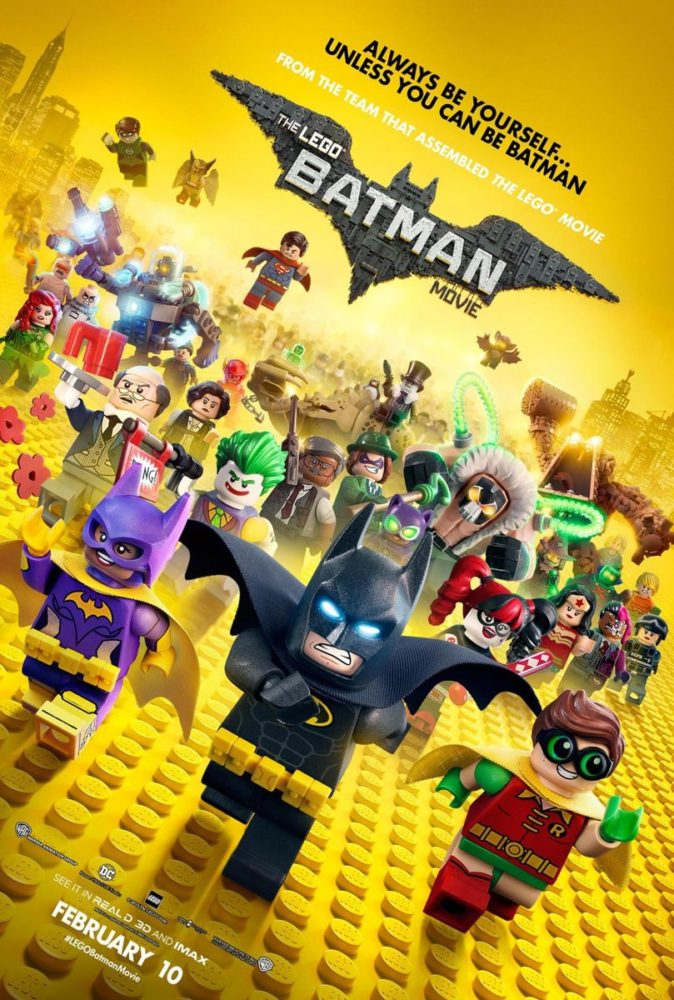 TheLegoBatmanMovie cinema sibiu
