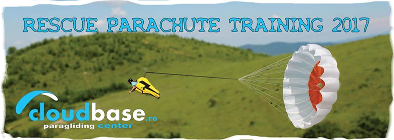 Rescue Parachute Training 2017