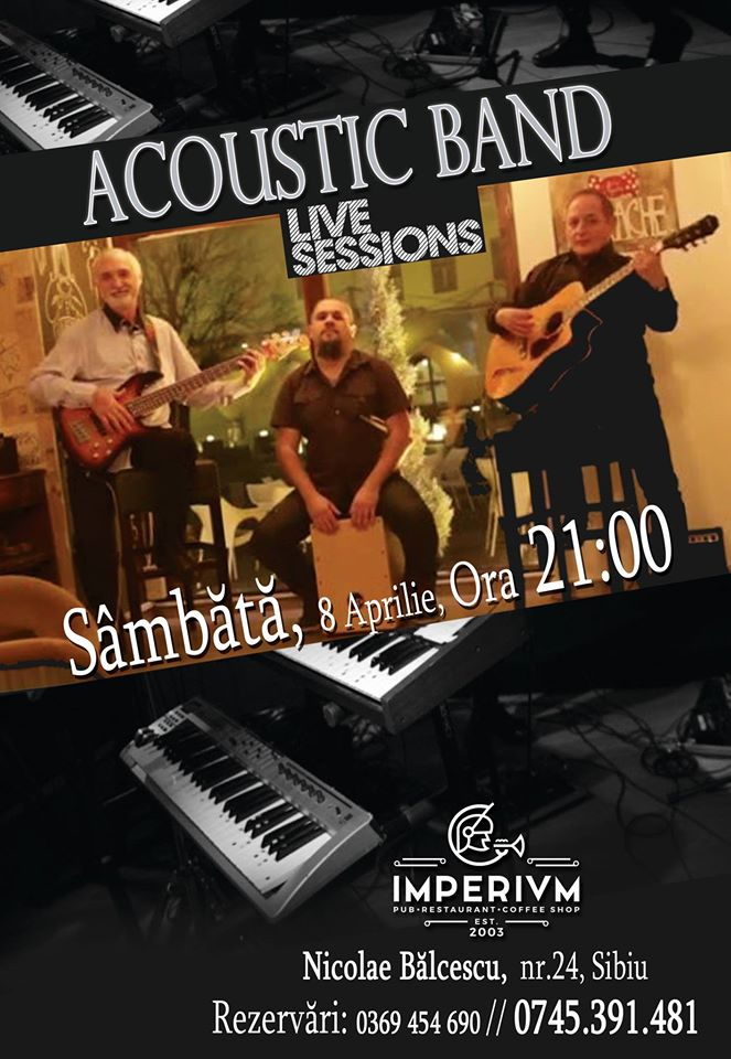 Acoustic Band - live session