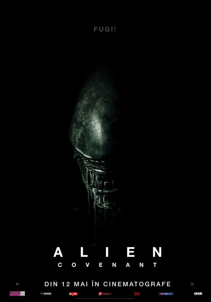AlienCovenant cinema sibiu