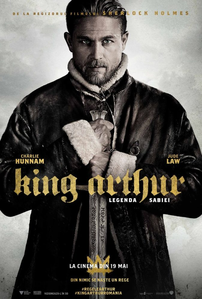 KingArthur LegendOfTheSword cinema sibiu