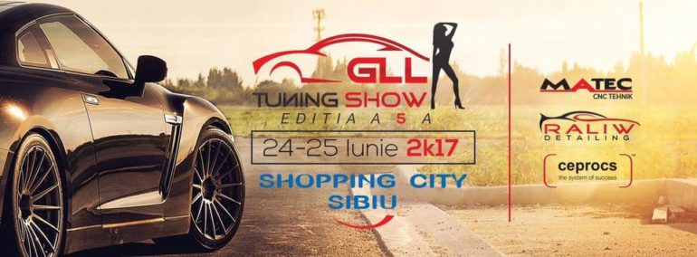 GLL Tuning SHOW 2017 5th edition
