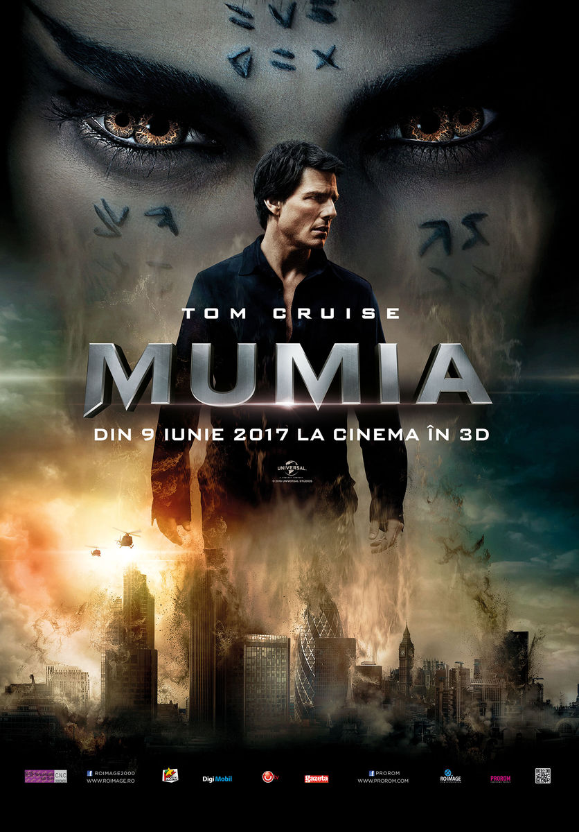 Mumia 3D / The Mummy