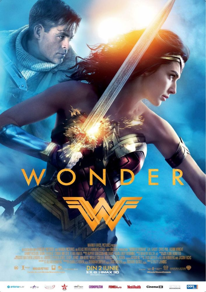 WonderWoman cinema sibiu