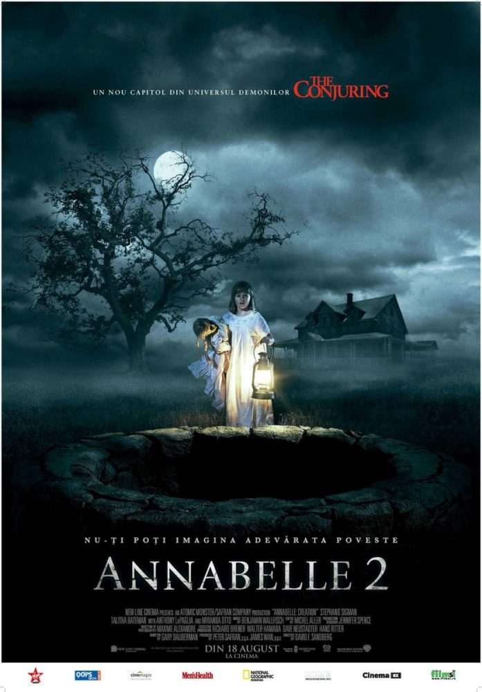 AnnabelleCreation cinema sibiu