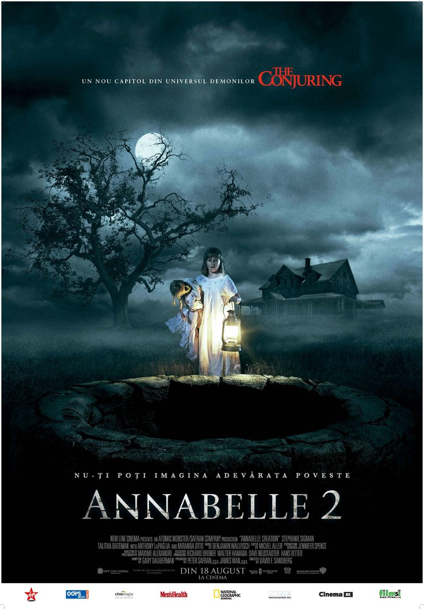 Annabelle 2 / Annabelle: Creation