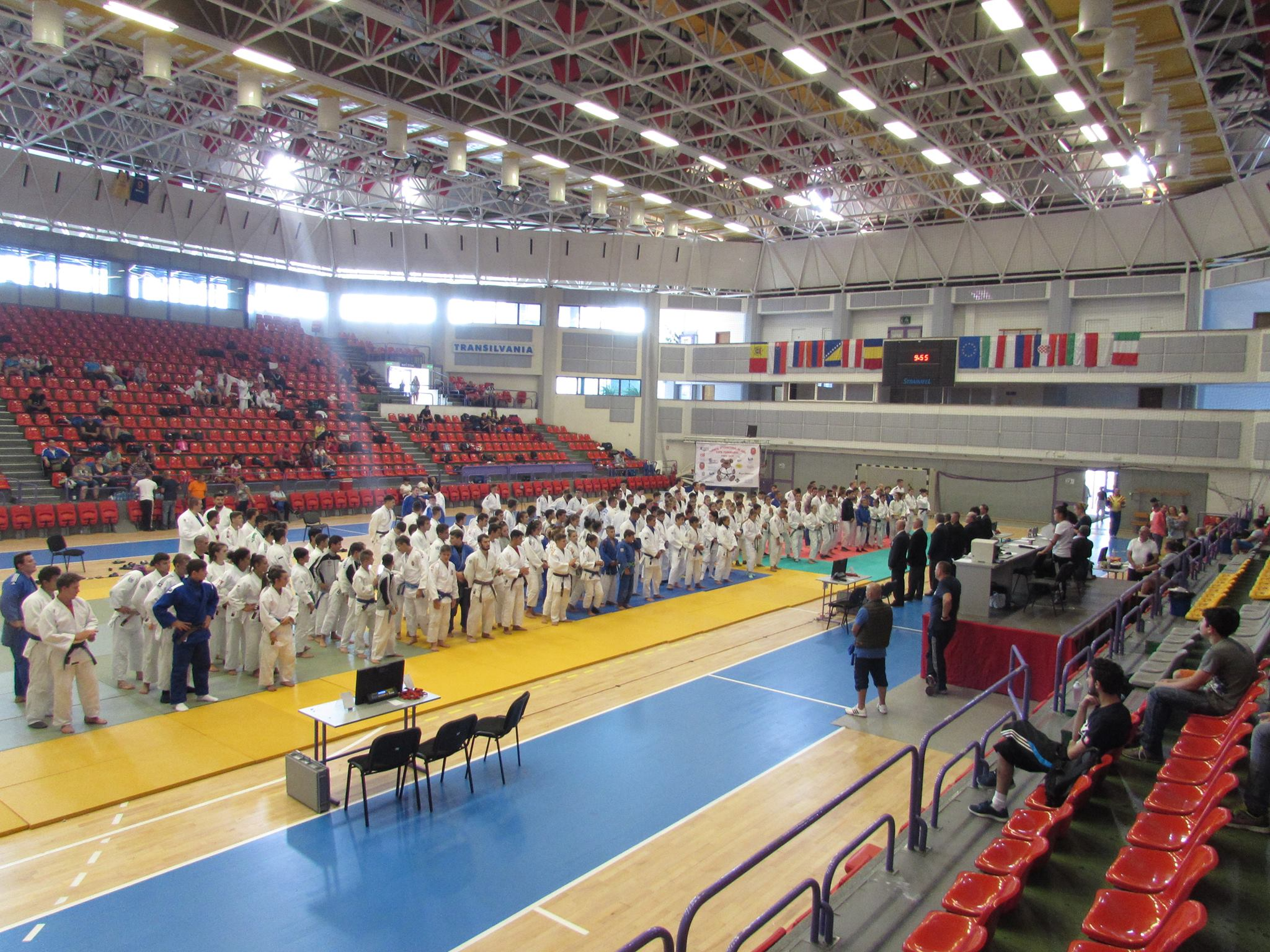 "International Tournament ""Temerarul"" Cup 2017 Sibiu"