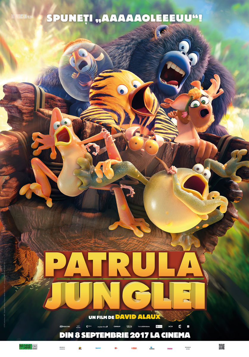Patrula Junglei – 2D Dublat / The Jungle Bunch (Premieră)