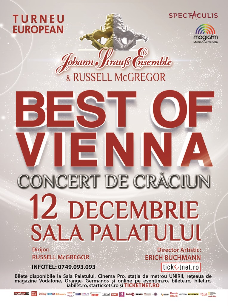 BEST OF VIENNA - 13 decembrie Sibiu
