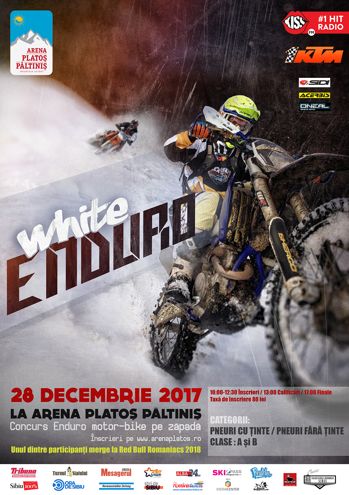 White Enduro