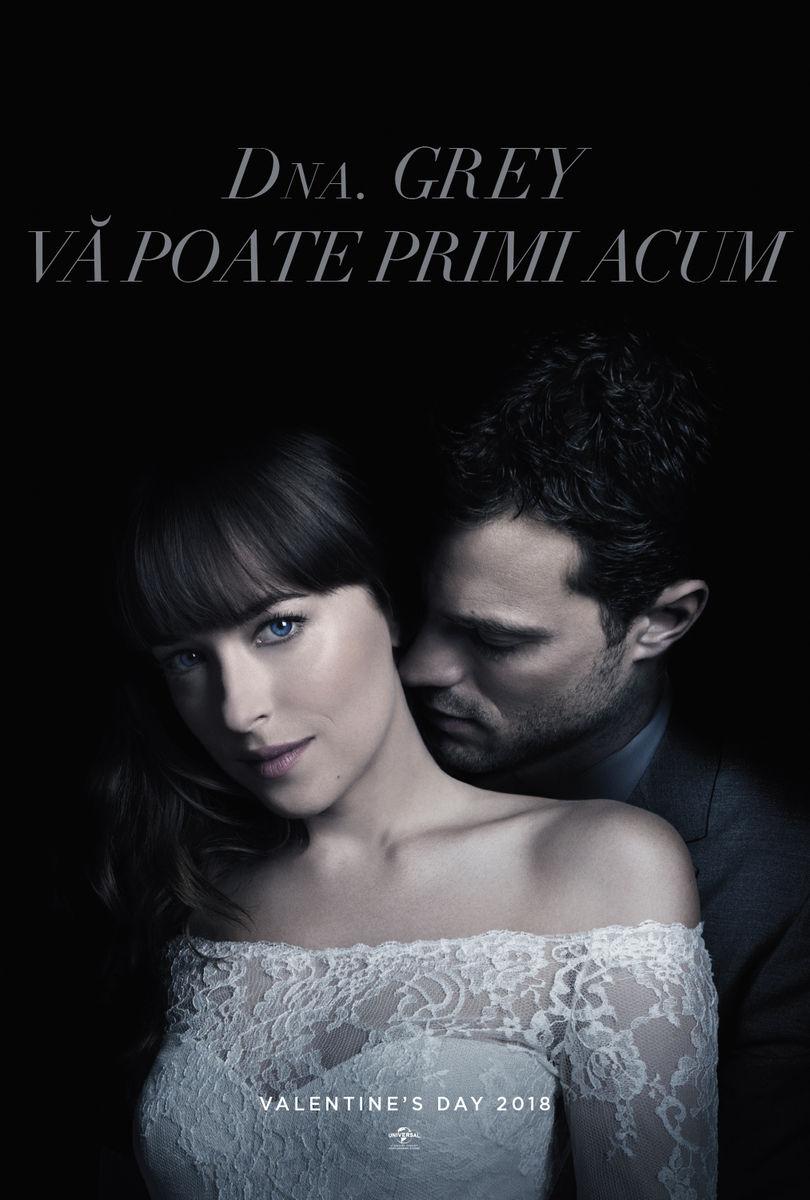 Cincizeci de umbre descătuşate / Fifty Shades Freed