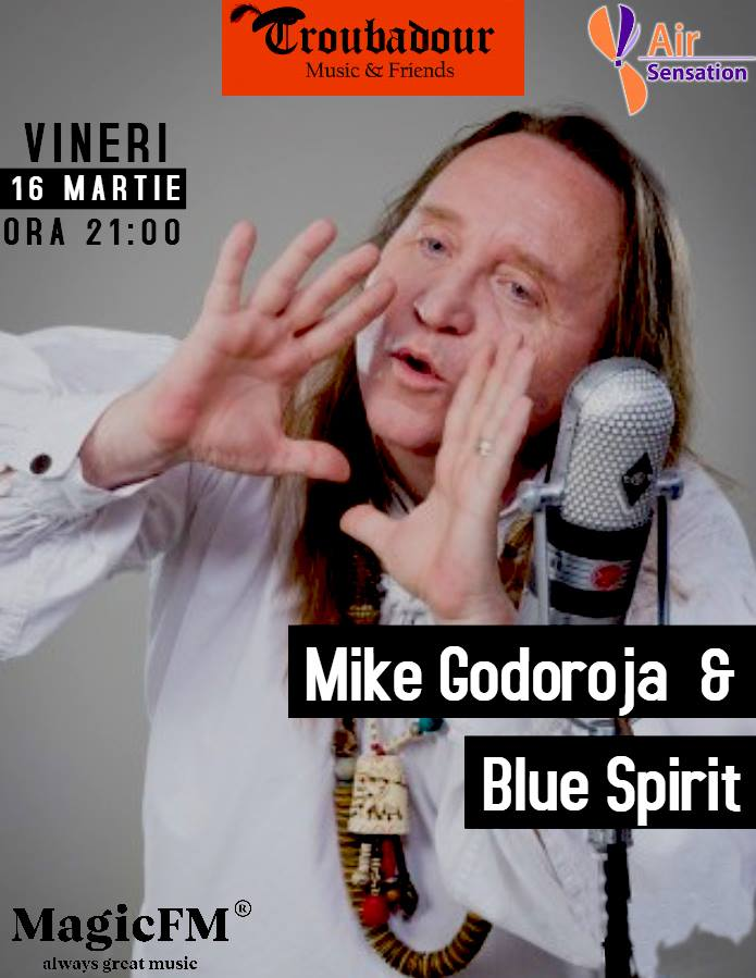Mike Godoroja & Blue Spirit