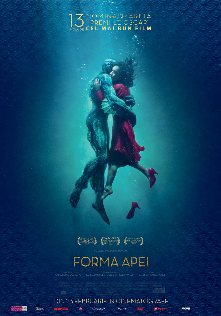 Forma apei / Shape of Water (Premieră)