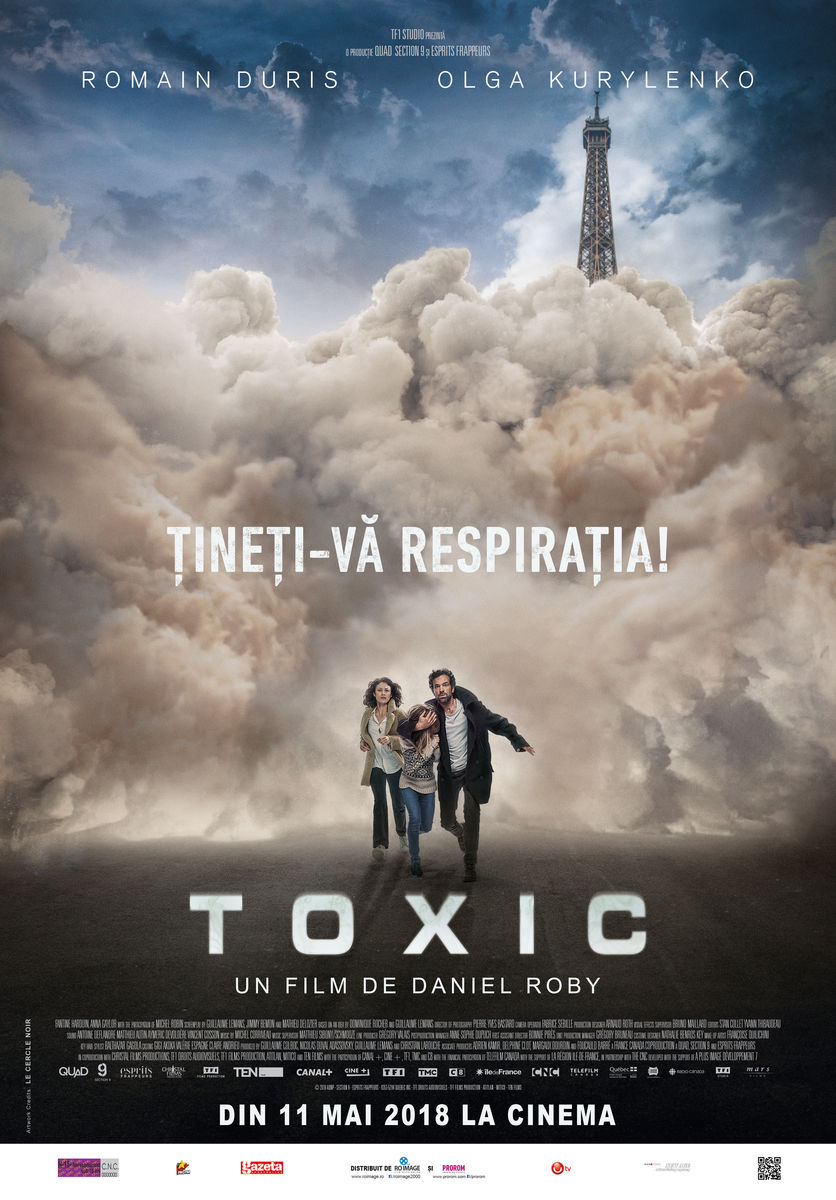 Toxic / Dans la brume / Just a Breath Away